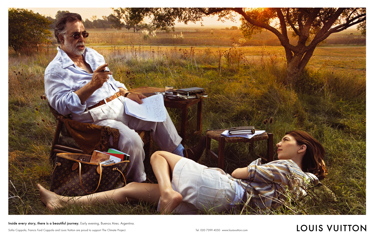 "Louis Vuitton's ""Core Values Campaign"" showcases an authentic representation of the luxury lifestyle."