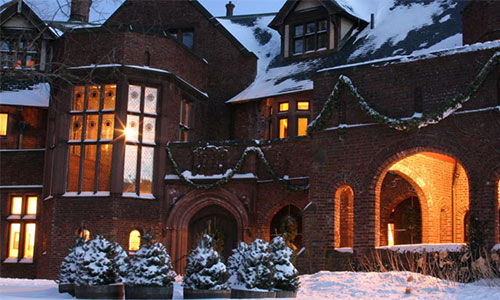 Country House Hotels Ideal Winter Travel Getaway