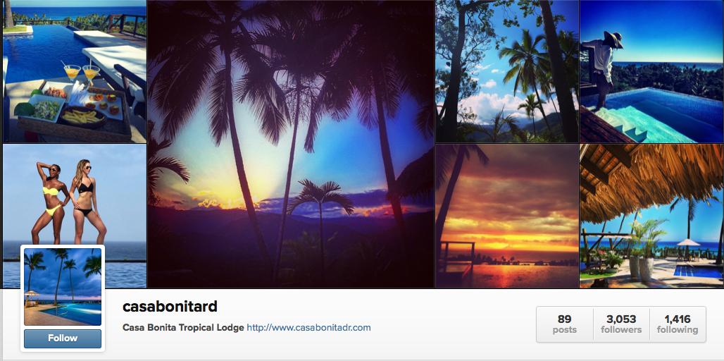 Instagram and Pinterest Best for Travel PR