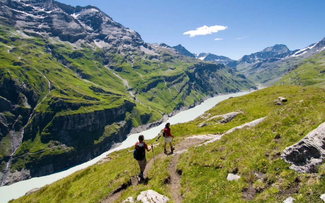 Luxury PR Firm Names Top Five Swiss Alps Hikes